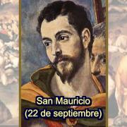 San Mauricio (13 de julio)
