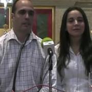 Asalto al cielo- Enrique y Sandra
