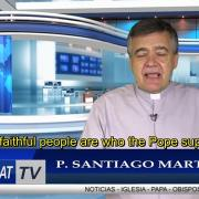 THE POPE SUPPORTS THE VENEZUELAN BISHOPS SUBS