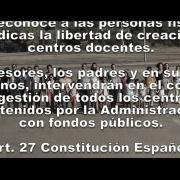 Libres para educar - Presentación proyecto