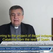 THE VATICAN SUPPORTS SPAIN SUB-