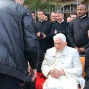 Prière avec Benoît XVI - 5 octobre 2017