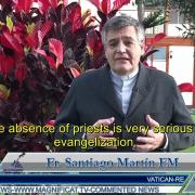 Commented news. The Synod of the virgin forests and the married priests. Fr. Santiago Martín