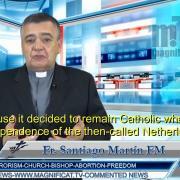 EUROPE BECOMES CATHOLIC AGAIN SUBS-