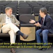 Entrevista a Stephane Courtois por 'El libro negro del comunismo'