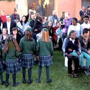 Villancico Colegio Los Tilos 2017