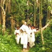 Misión en la aldea de Leitre para terminar el año! - IVE Papúa Nueva Guinea