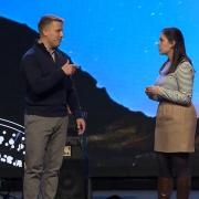 SLS18 - Jim Caviezel Promotes Paul, Apostle of Christ