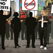 Communion - Creo en Dios (Rap Cristiano de futuro sacerdote)
