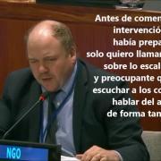 Contundente defensa provida en la ONU [360p]