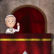 San Juan Pablo II, la vida de un papa santo [360p]