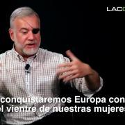 Los LÍDERES EUROPEOS son los más interesados en que exista INMIGRACIÓN MUSULMANA, según J.J. Esparza [720p]