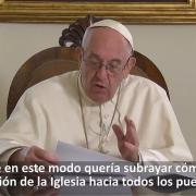 El Papa a las Obras Misionales Pontificias__Sostén a los misioneros que evangelizan_ [720p]