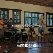 Inúndame (Espíritu Santo) - Athenas [720p]