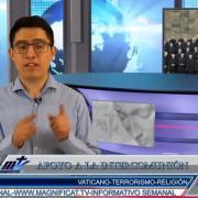 Informativo Semanal 27.06. 2018 Español