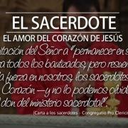 El sacerdote_ el amor del Corazón de Jesús