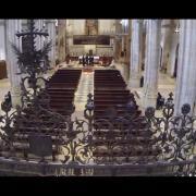 Credo de Machaut - Timpanum Ensemble - Catedral de Alcalá