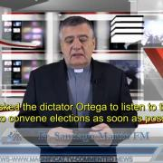 Commented News. Sloth. Fr. Santiago Martin, FM