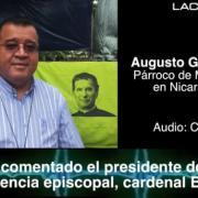 Grito de Auxilio de un Parroco Nicaragua
