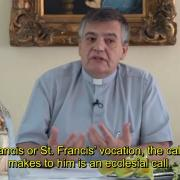 8 SAINT FRANCIS, THE FRANCISCANS OF MARY AND THE CHURCH-