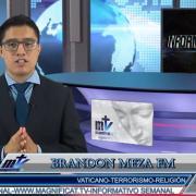 Informativo Semanal 15.08.2018 Español