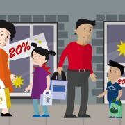 Amoris Laetitia. El consumismo y las familias.