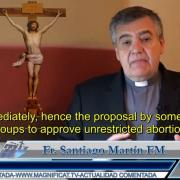 Commented News. The causes of the tragedy. Fr. Santiago Martin, FM