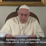 Video Mensaje del Papa  IX Encuentro Mundial de las Familias [720p]
