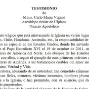 Informativo Semanal 29.08.2018 Español