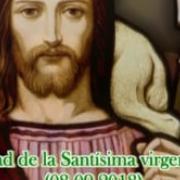 NATIVIDAD DE LA VIRGEN MARIA 08.09.2018