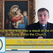 Commented News. Worldliness and spirituality. Fr. Santiago Martín. FM