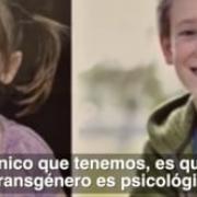 Transgénero, escapar de la realidad