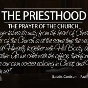 The Priesthood, The Prayer of the Church