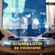 Lobby LGTBI, un movimiento político