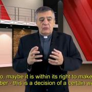 Commented News. Contradictory messages. Fr. Santiago Martin, FM