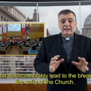 Commented News. The synod of synodality. Fr. Santiago Martin, FM