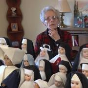 History of nuns preserved in dolls