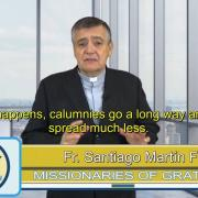 Commented News. Abortion, the battle continues. Fr. Santiago Martín, FM