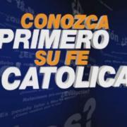 Conozca primero su fe catolica. Un Mandamiento Nuevo ¡Ámense!