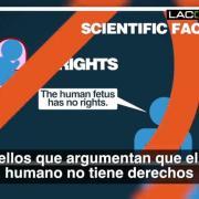 Estas son las razones morales que destroza los argumentos de los abortistas