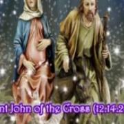 SAINT JOHN OF THE CROSS 12.14.2018  SUBS-