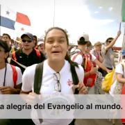 """""""EL VIDEO DEL PAPA""""_ enero 2019 Jóvenes en la escuela de María"""