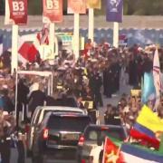 WYD_ Vigil with Pope Francis