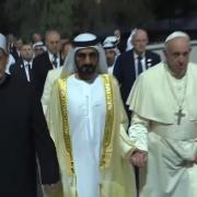 El viaje del Papa a los Emiratos en 60 segundos