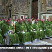 Pope urges 'all-out battle' against abuse