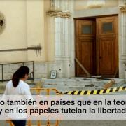El vídeo del Papa Reconocimiento de los derechos de las comunidades cristianas