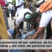 ABRIL 2019_ Médicos y personal humanitario en zonas de Guerra. [720p]