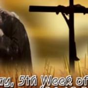 HOMILIES FRIDAY 04.12.2019 -