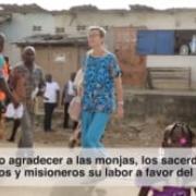 El Video del Papa para mayo. Oraciones por la Iglesia en África