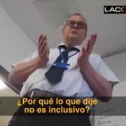 Un estudiante es expulsado de clase, en Reino Unido, por decir que sólo hay dos sexos
